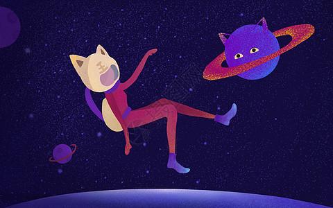 太空cat picture