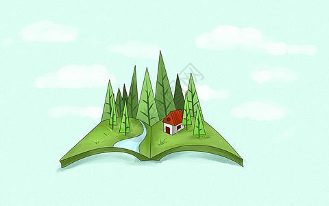 书中世界图片