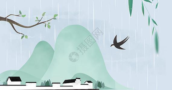 清明节背景图片