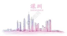 深圳地标建筑图片