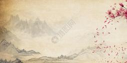 中国风的背景图片