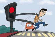 交通法规图片