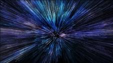 抽象光线炫彩背景图片