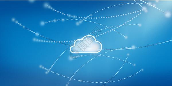 云数据背景图片