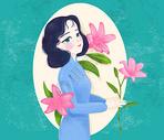 妈妈的旗袍图片