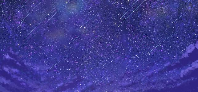 夜空中最亮的星图片