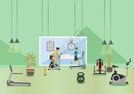 健身运动图片