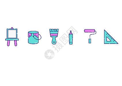 设计绘图插画图标图片