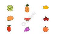 水果mbe图标400128869图片