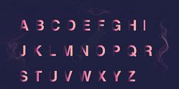 26字母图片