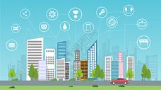 城市互联图片