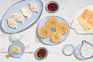传统美食早点图片