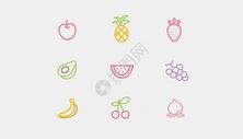 水果图标icon图片