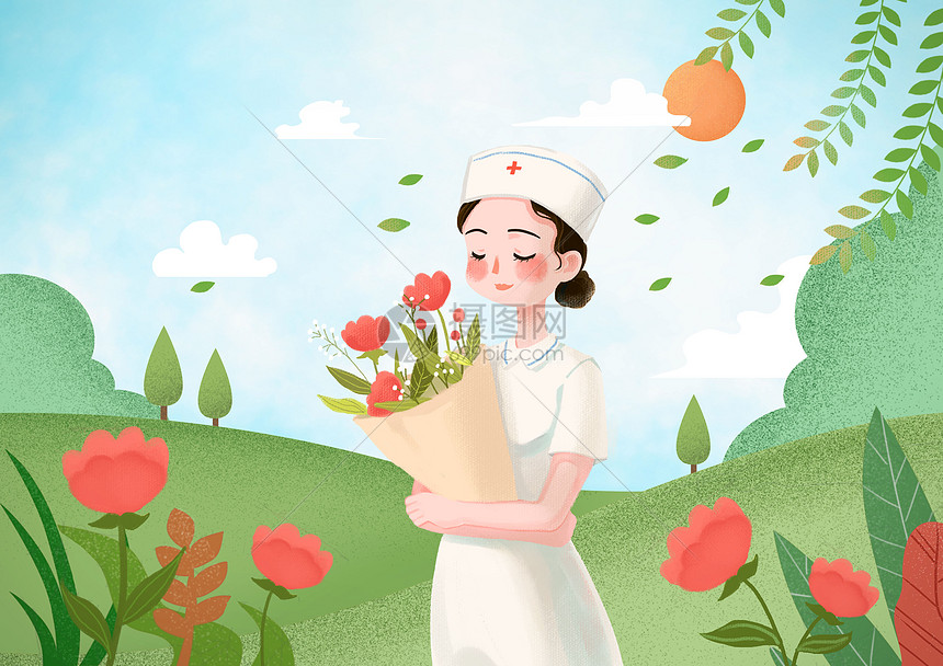 护士节图片