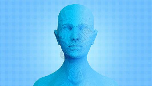 人工智能科技头像图片