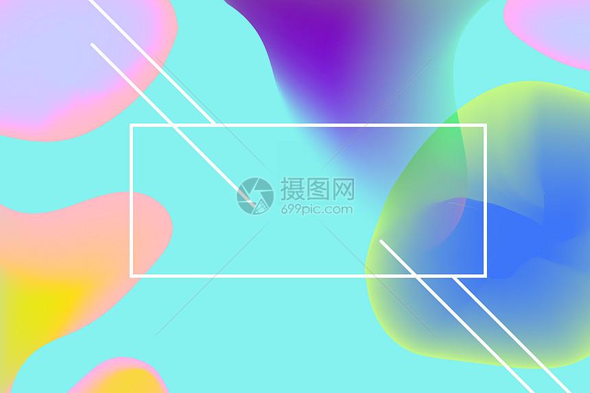 流体艺术背景图片