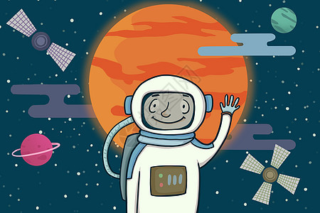 宇宙宇航员picture