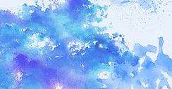 彩色水彩背景图片