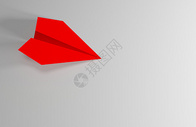 纸飞机背景图片
