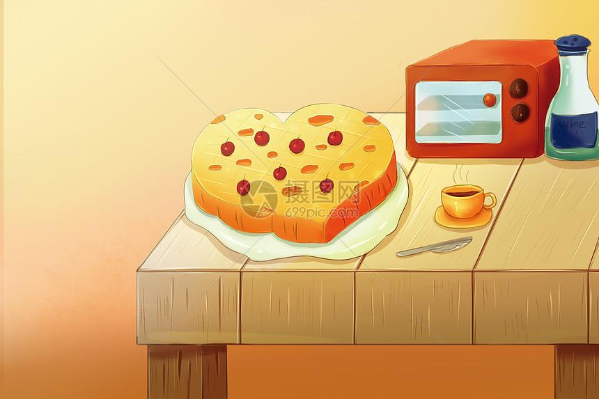 美食蛋糕图片