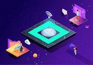 互联网数据科技未来图片