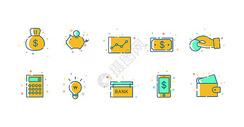 金融MBE图标图片
