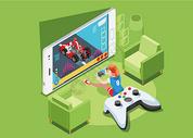 互联网游戏图片
