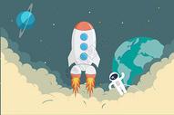 宇宙科技图片