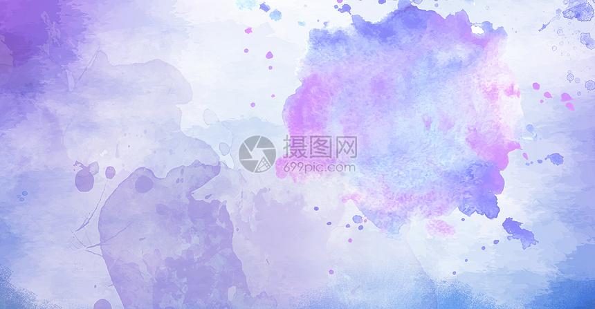 水彩彩色广告背景图片
