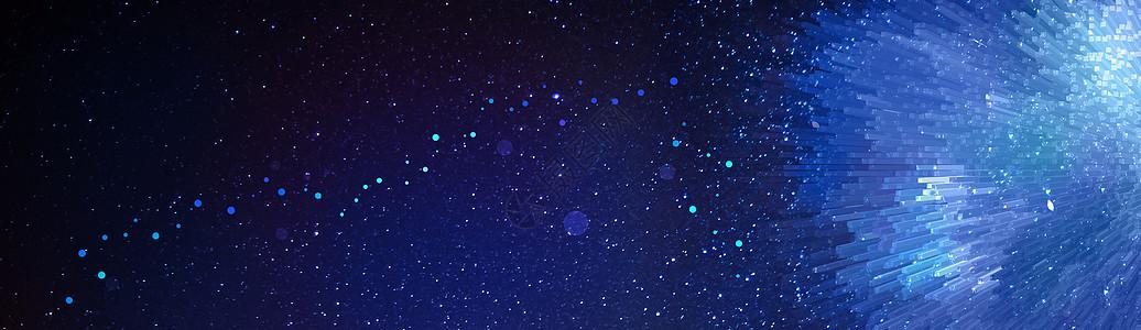星空银河爆炸图片