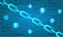 区块链互联网科技图片