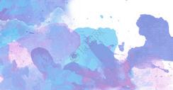 彩色水彩喷溅广告背景图片