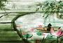 中国风意境水墨图片