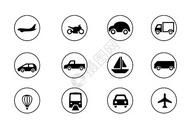 交通图标400134249图片