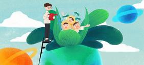 老师是培育祖国花朵的园丁图片