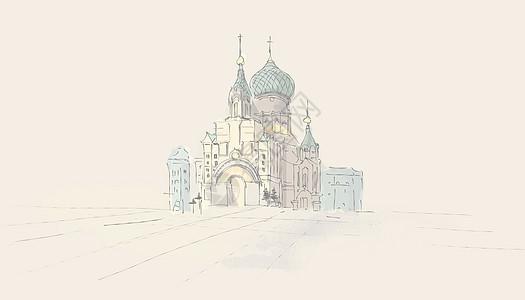 哈尔滨索菲亚大教堂图片