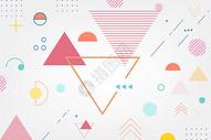 小清新几何图片
