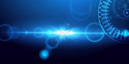 蓝色科技互联网背景图片