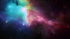 浩瀚星空背景图片