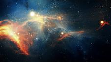 浩瀚星空背景图图片