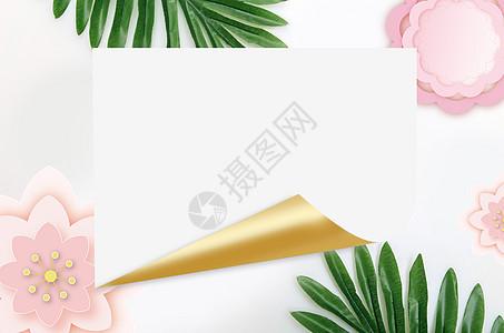 母亲节花朵背景素材图片