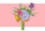 花束背景图片