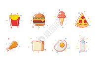 饮食MBE图标图片