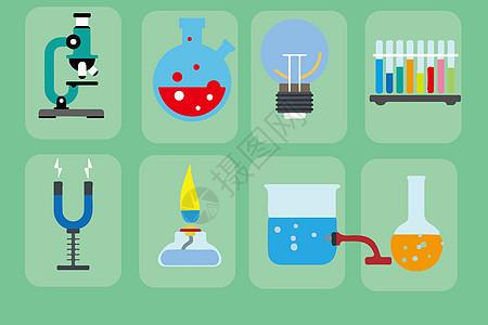 实验工具图标图片