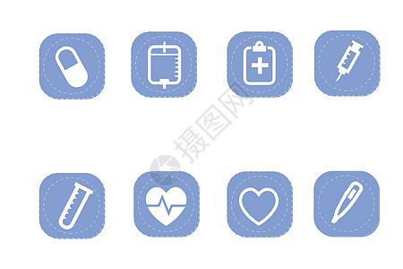 医疗图标·图片
