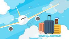 出国旅行图片