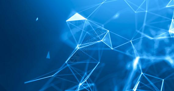 科技发光线条背景图片