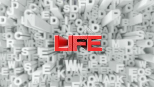生命背景图片