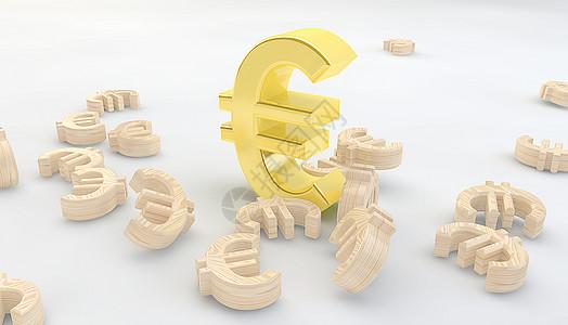 欧元场景图片