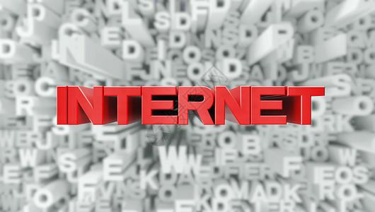 互联网背景图片